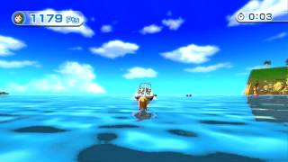 Amaterixen's Holiday Special 2014 - Wii Sports Resort: Water Sports (Part 4/4)