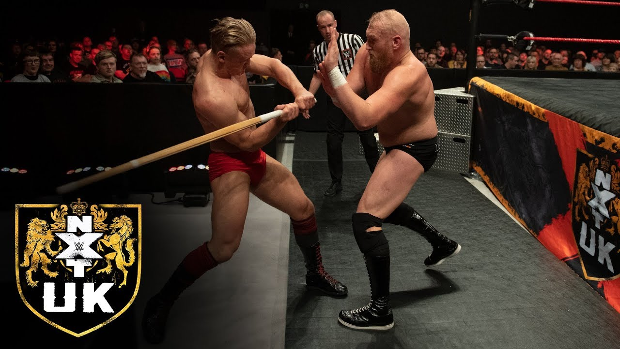 Dragunov against Wolfe No Disqualification Match and more: NXT UK highlights Jan. 2, 2020