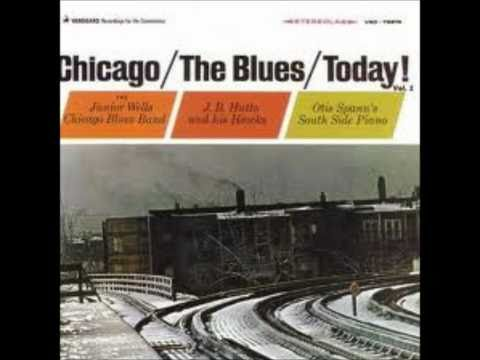 Junior Wells' Chicago Blues Band -- Help Me (A Tribute To Sonny Boy Williamson)