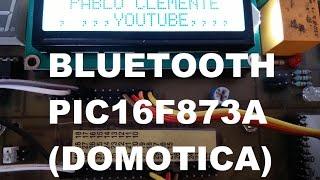 CONEXION BLUETOOTH MICRO-ANDROID (DOMOTICA) PROTON IDE