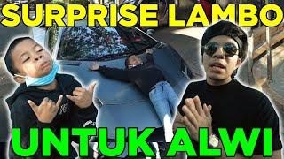 Download lagu Surprise LAMBO Untuk ALWI