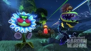 Plants Vs. Zombies: Garden Warfare - Multiplayers Team Vanquish