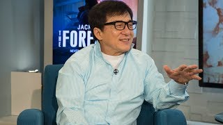 Jackie Chan sings Elvis Presley's 'Fools Rush In' and Willie Nelson's 'Always on My Mind'