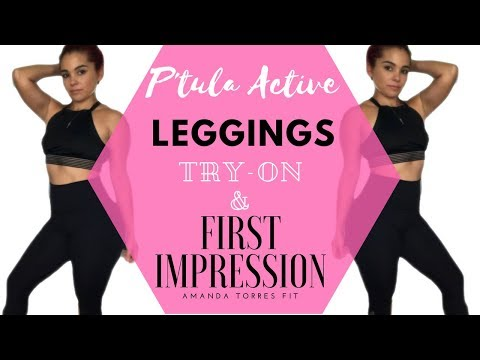 P Tula Leggings First Impression Try On Leggings For Short Girls By Amanda Torres © 2020 ptula all rights reserved. cyberspace and time