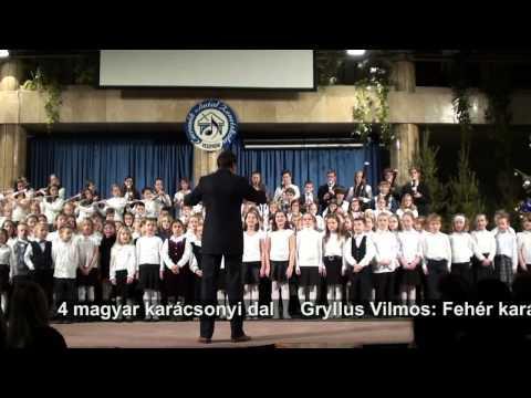 Csermák Karácsonyi hangverseny 2010/01