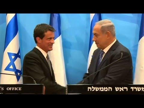 Netanyahu seeks direct talks with Abbas in Paris