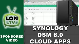 Synology DSM 6.0 : Spreadsheet , Note Station, Mail Plus Email
