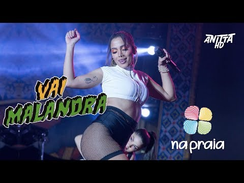 Anitta VAI MALANDRA ao vivo Na Praia em Brasilia - DF 01092018   1080p