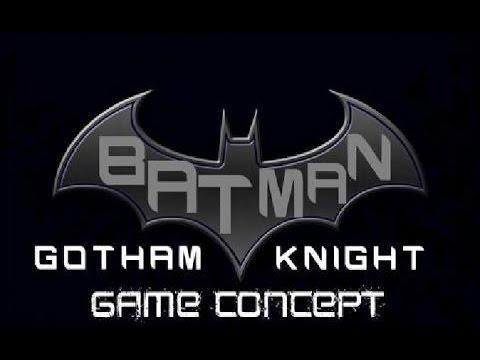 Game Concepts: Batman: Gotham Knight (Gameplay)