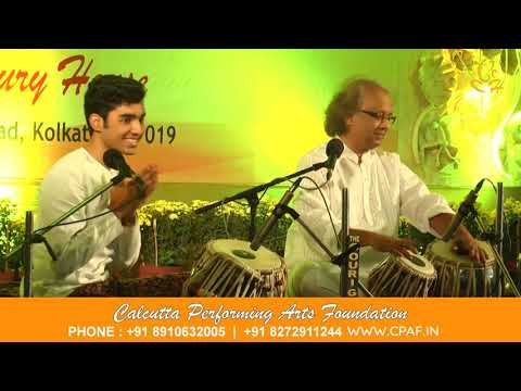 Pt. Nayan Ghosh & Ishaan Ghosh | Tabla Duet | Music Conference 2017