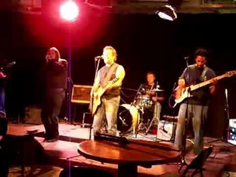 "Dane Clark Band ~ ""Lucky Guy"""
