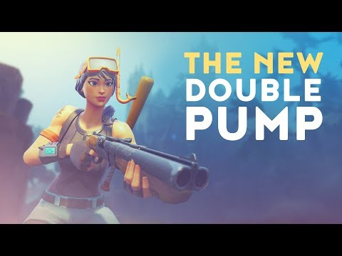 THE NEW DOUBLE PUMP! (Fortnite Battle Royale)