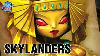 Skylanders Trap Team GOLDEN QUEEN Battle Gameplay SPOILERS Chapter 17