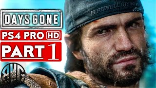Days Gone Walkthrough Gameplay Survival Ii - Part 1