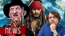 FLUCH DER KARIBIK Reboot   betreibt Netflix Clickbait? - FILM NEWS