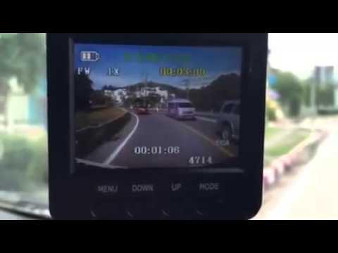Brakes Fail, Truck Crashes on Phuket Coast...