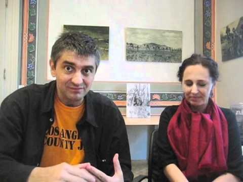 Interview with Czech cartoonist Stepan Mares