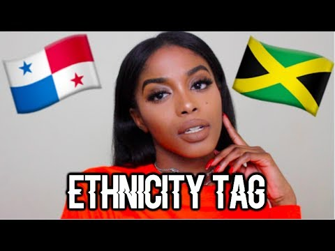 Ethnicity TAG: Panamanian x Jamaican | Jeseniá Cheveria