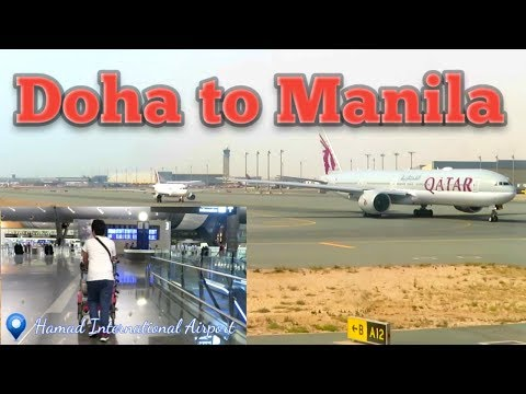 qatar-airways-and-hamad-international-airport-|-flying-to-manila-|-hale-captures