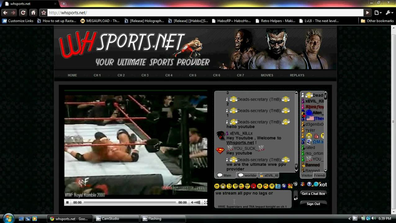 Watch TNA Pay Per View Online - tvDuck.com