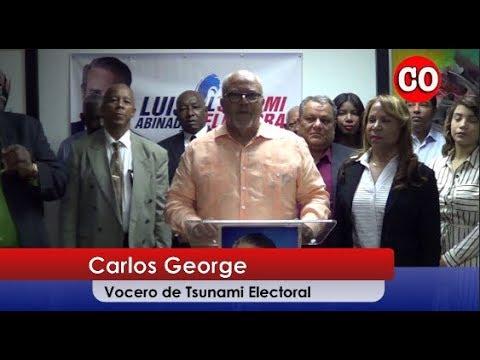 Movimiento respalda candidatura presidencial de Luis Abinader