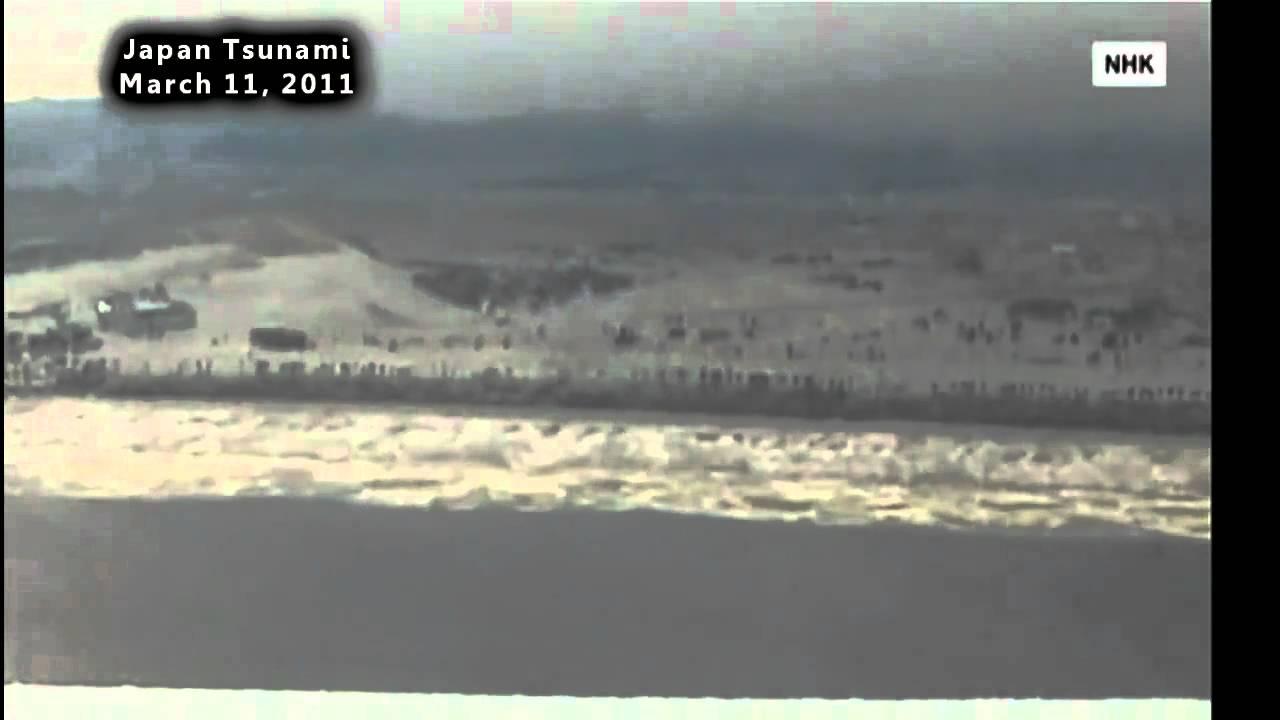 Japan Tsunami Devastat...