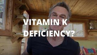 Vitamin K Deficiency?