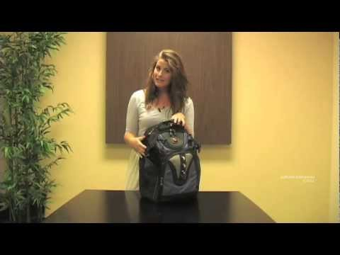 Wenger SwissGear MAXXUM Laptop Notebook Computer Backpack - YouTube