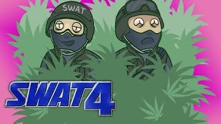 BUSTED - SWAT 4