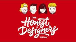 OVERCOMING CREATIVE BLOCK | Honest Designers Podcast Episode 11