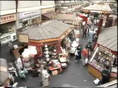 1) History Of Markets And Shops In Newcastle Upon Tyne