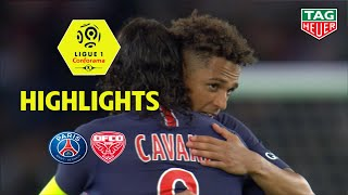 Paris Saint-Germain - Dijon FCO ( 4-0 ) - Highlights - (PARIS - DFCO) / 2018-19