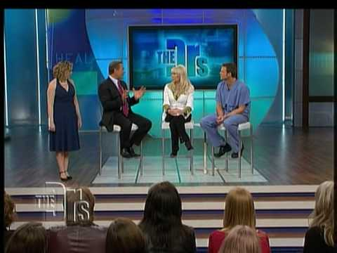 The Doctors TV Show - Glymed Plus - Christine Heathman - Medical Make-up - Camouflage