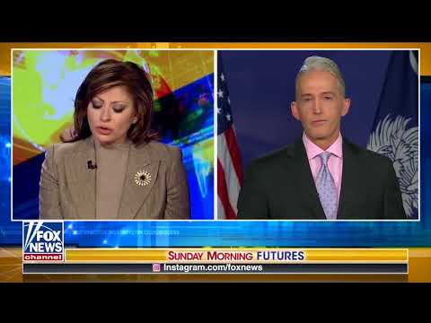 Chairman Gowdy on Sunday Morning Futures | via Fox News