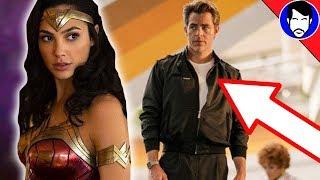 Wonder Woman 2 How is Steve Trevor Alive