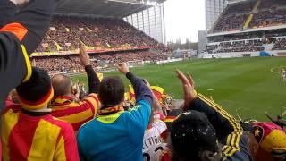 Lens Valenciennes du 25.02.2017