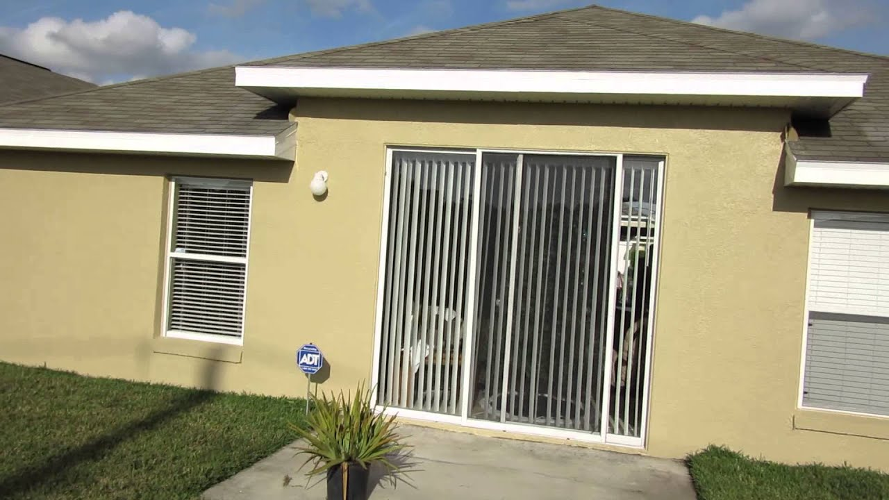 Exterior painting and stucco crack repair in east orlando - How to repair exterior stucco cracks ...