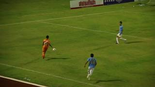 Thailand Youth League Highlight : อุดรธานี เอฟซี 2-1 เชียงราย ซิตี้