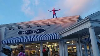 SPIDER-MAN KICKED OUT OF EVERYWHERE!