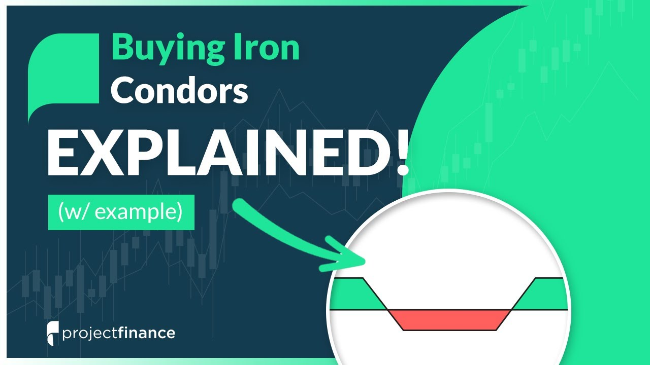 Long & short iron condor strategy tutorial short iron condor.