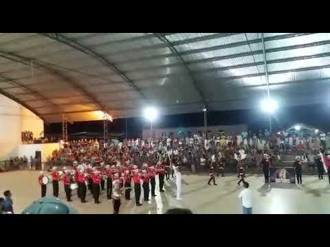 FANSB - Fanfarra Municipal Santa Bárbara - Campeã CONFABANSB - 2017