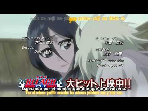 Bleach Opening 9 Version 2  Aqua Timez - Velonica HD