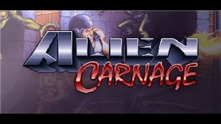 Alien Carnage/Halloween Harry Review (3D Realms Anthology)