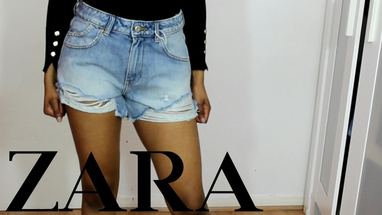 ZARA DENIM TRY ON HAUL I AFFORDABLE & GOOD QUALITY JEANS PT2 4