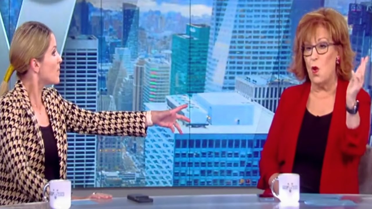 """Joy Behar Gets FRUSTRATED At Sara Haines Over CHINA On """"The View""""!"""