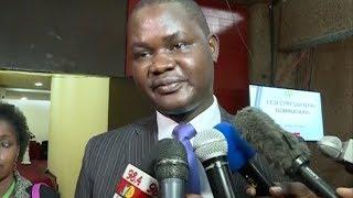 IEBC rejects presidential aspirant Juma's papers