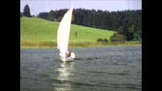 1969 Niedersonthofener See, Segeln