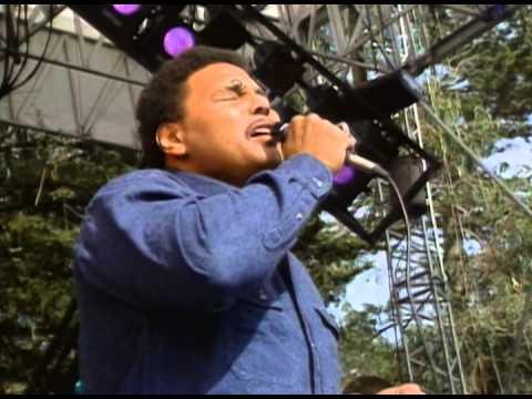 Aaron Neville - Ave Maria - 11/3/1991 - Golden Gate Park (Official)