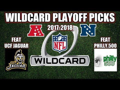 NFL Wild Card Playoff Picks