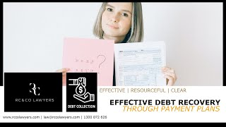 STRATA VLOG 1 - Effective Debt Recovery through Payment Plans